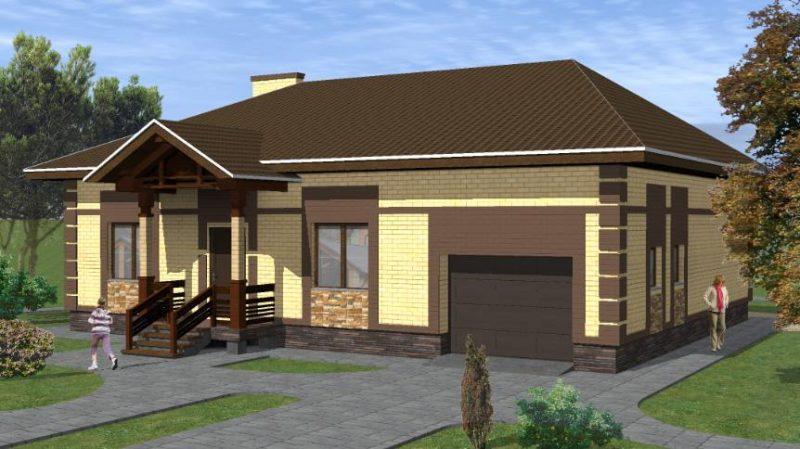 проект дома 150 м2
