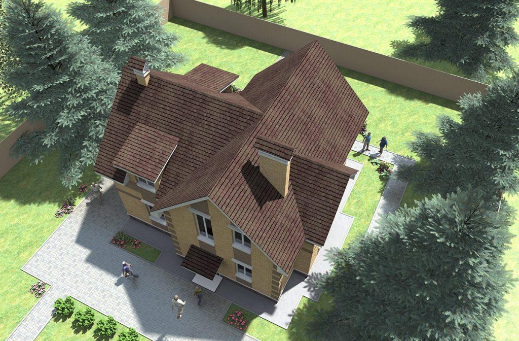 Заказ готового проекта дома