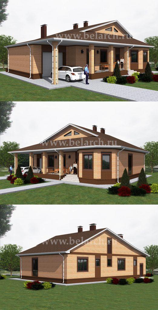 проект дома оптимальный