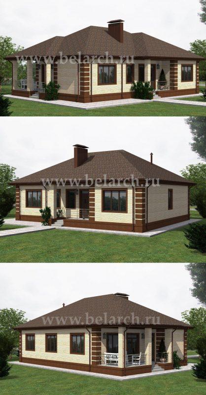 Проект рационального дома