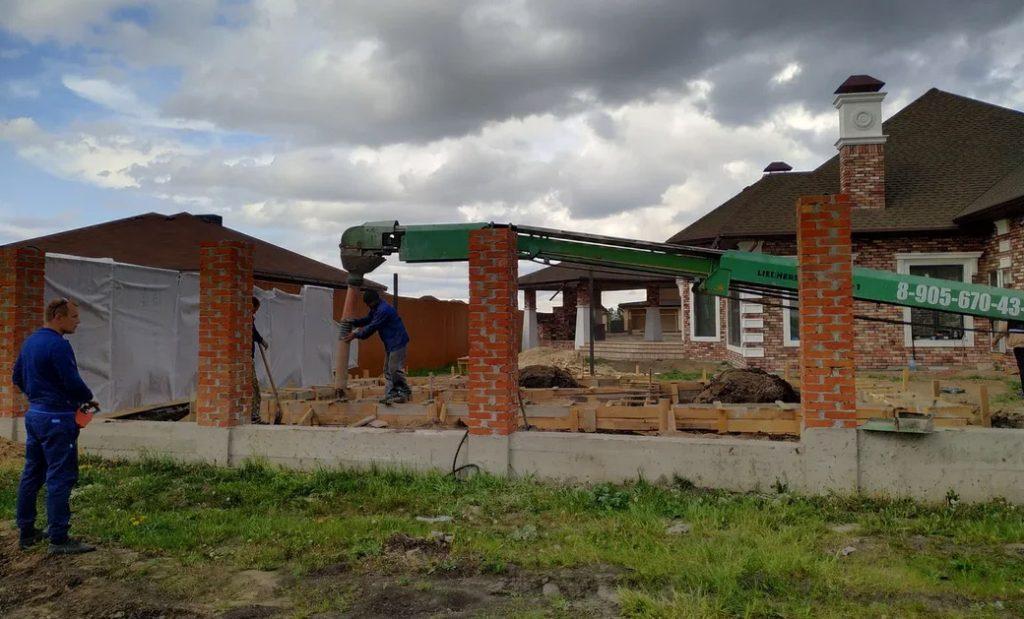 Строительство домов под ключ в Белгородской области
