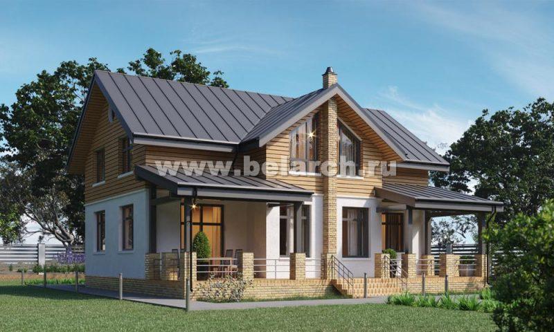 Проекты домов для Москвы