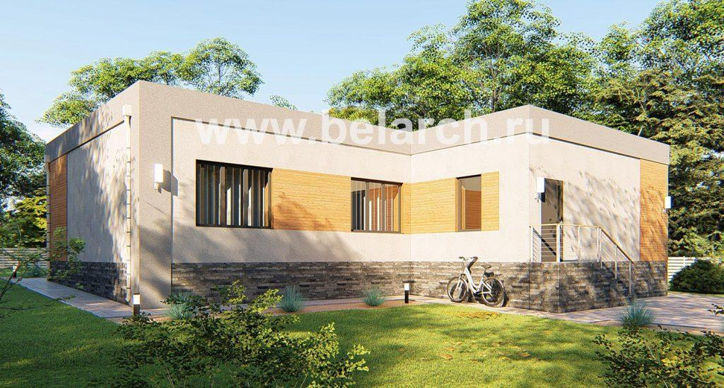 Проект современного дома
